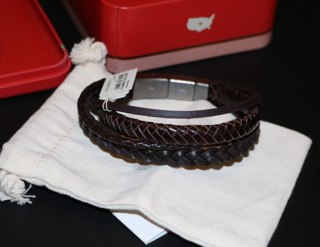 Fossil-Bracelet